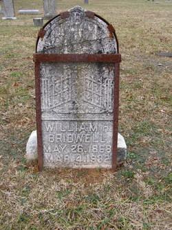 William H Willie Bridwell