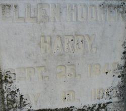 Ellen <i>Hooker</i> Hardy