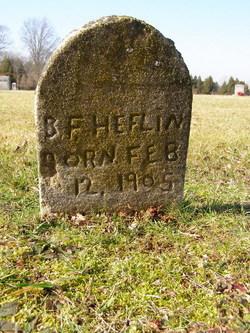 B. F. Heflin