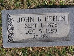 John B. Heflin