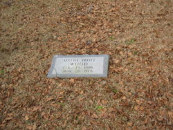 Margaret Mattie <i>Trott</i> Wood