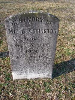 Millie Arrington