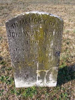 John W. Arrington