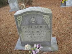 Daniel Wilbur Conway