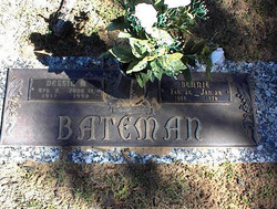 Dessie M. <i>Griffith</i> Bateman