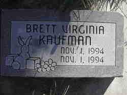 Brett Virginia Kaufman