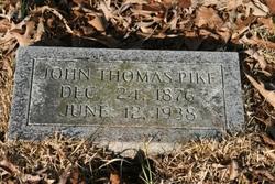 John Thomas Pike
