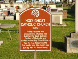 Holy Ghost Church Cemetery