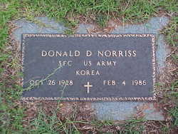 Donald Dickerson Norriss
