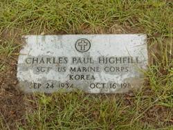 Charles Paul Highfill