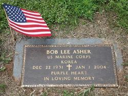 Bob Lee Asher