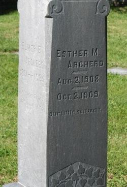 Esther M. Archerd