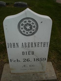 John Abernthy