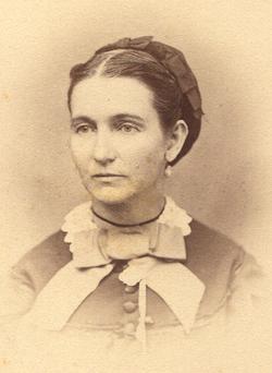 Julia Ann <i>Hooker</i> Andrews