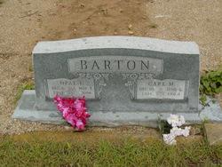 Carl M Barton