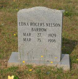 Edna Rogers Nelson Barrow
