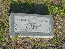 Stanley Joe Claitor
