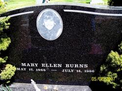 Mary Ellen Burns