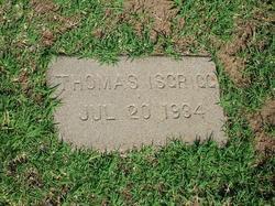 Thomas Isgrigg