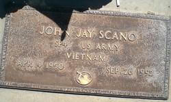John Jay Scano
