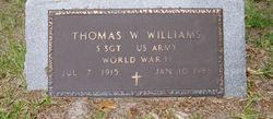 Thomas Washington Williams, Jr
