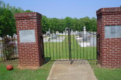 Warrior Creek Baptist Church Cemetery