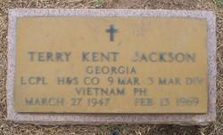 LCpl Terry Kent Jackson