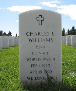 Charles L Williams