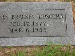 James Bracken Lipscomb