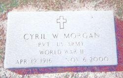 Cyril Wellington Morgan