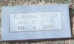 Clara Mae <i>Wilson</i> Morgan