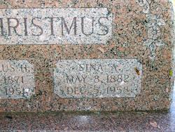 Sina A <i>Smith</i> Christmus