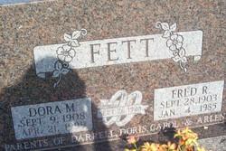 Frederick Reinhold Fett