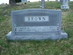 Lila Mae <i>Culbertson</i> Brown
