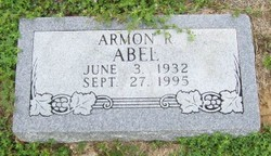 Armon Royce Abel
