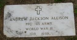Andrew Jackson Allison