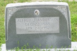 Alfred J. Anderson