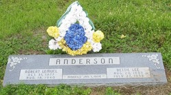 Bettie Lee <i>Archer</i> Anderson