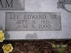 Lee Edward Bingham, Sr