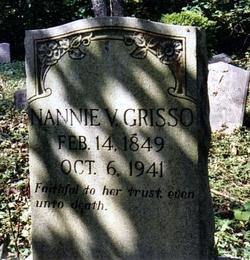 Nannie Valentine <i>Rettinger</i> Grisso