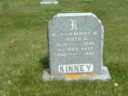 Kate <i>Sabean</i> Kinney