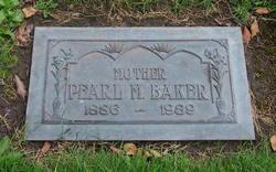 Pearl M. Baker