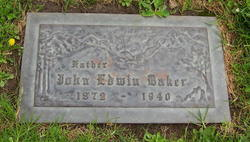 John Edwin Baker