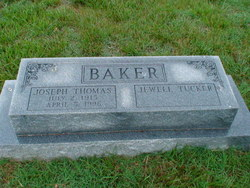 Jewell <i>Tucker</i> Baker