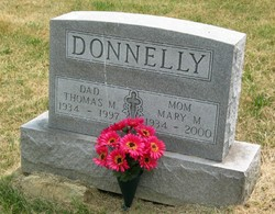 Mary Margaret <i>Stauber</i> Donnelly