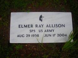 Elmer Ray Allison