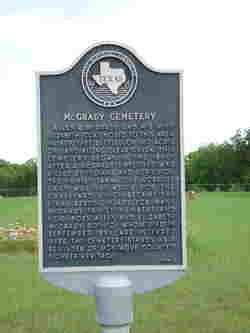 McGrady Cemetery