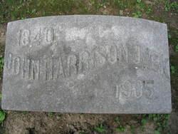 John Harrison Jack