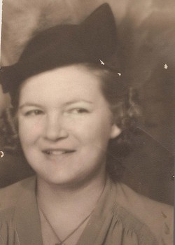 Ruth Lucille <i>Weddle</i> Patterson