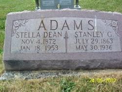 Stella <i>Dean</i> Adams